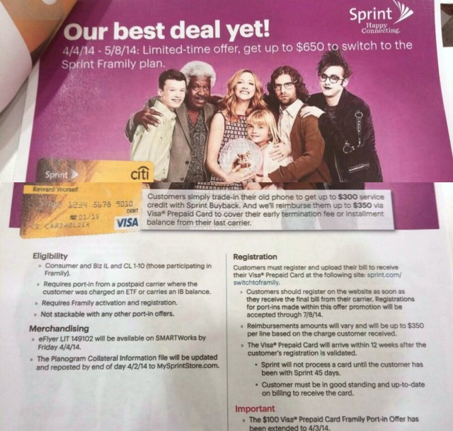 Sprint Framily ETF