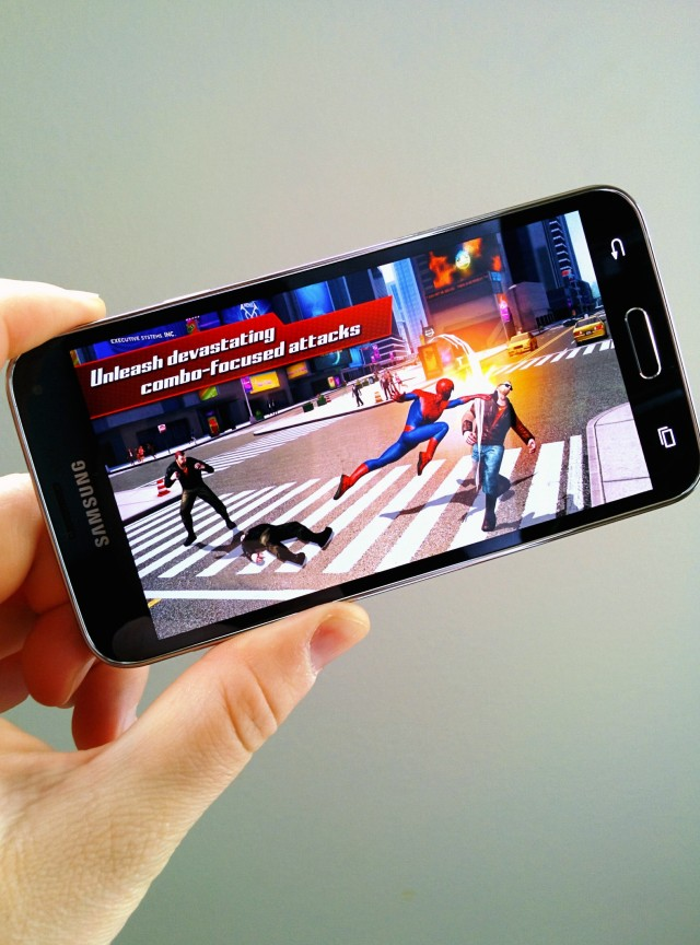 The amazing spider man 2 is now available for android devices voltagebd Images