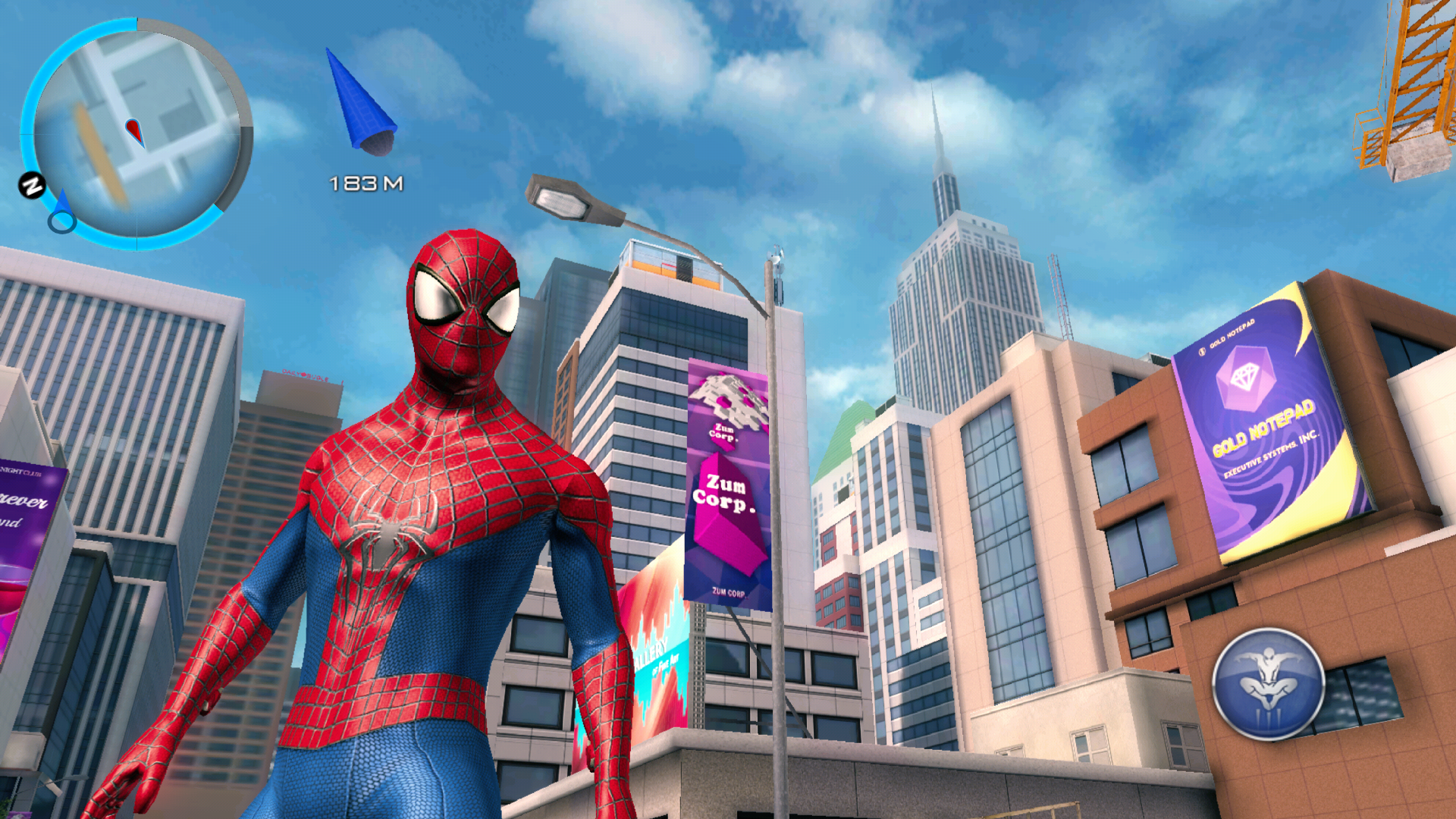 Image result for Amazing Spider Man 2 Android game