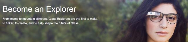 google glass explorer