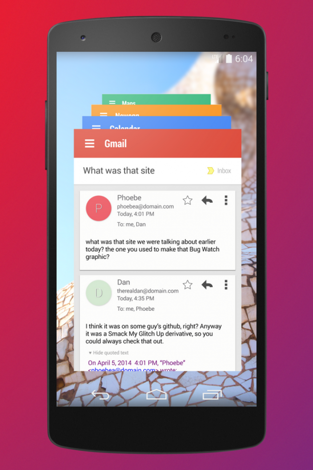 Google-Experience-Android