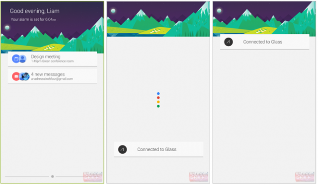 Google-Experience-Notification-Shade