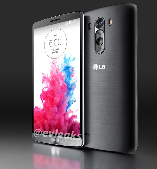 New LG G3, White or Black Images