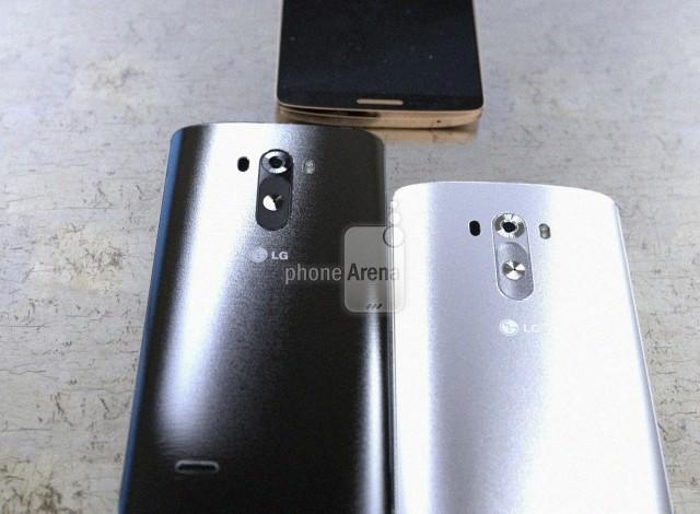 LG G3 high res black white