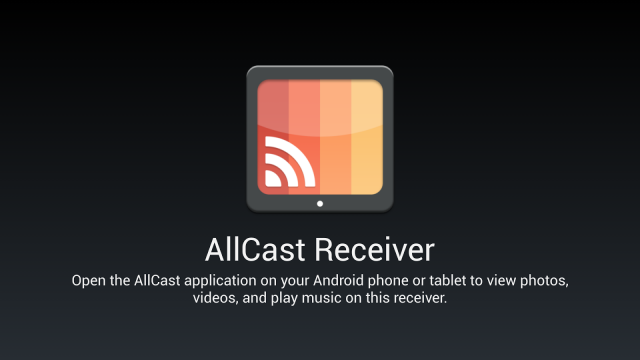 allcast mirror how to use