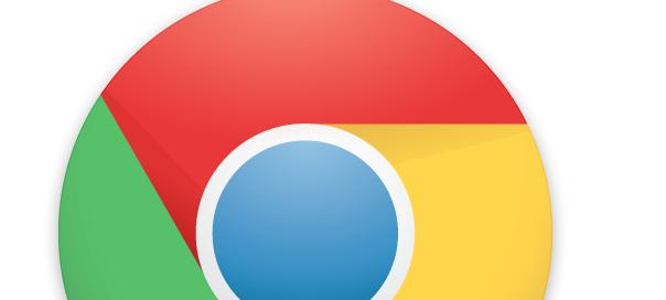 google chrome logo cropped