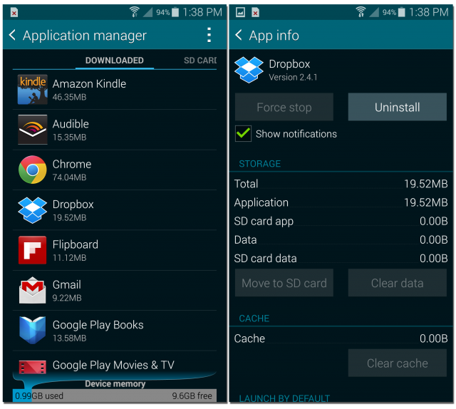 How To Expand Galaxy S5 Storage With Microsd Phandroid