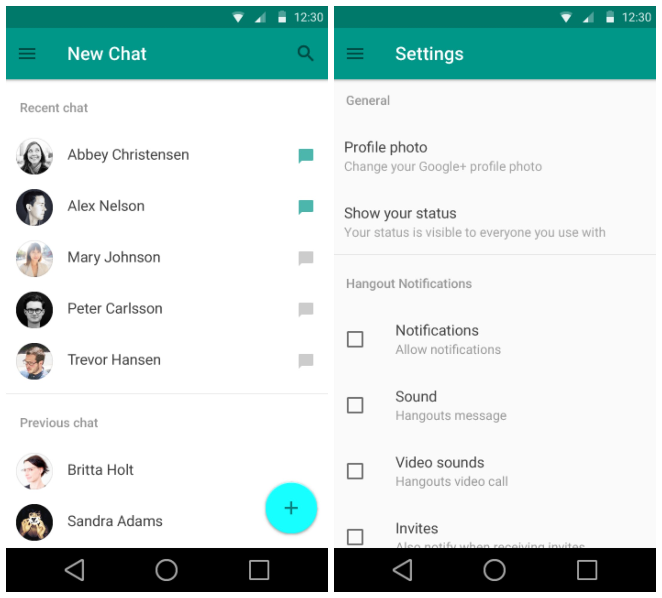 So Is Android, Version 4.0 Google Redesigned to Material Design