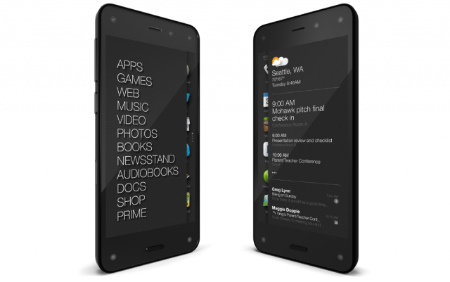 Fire phone sides