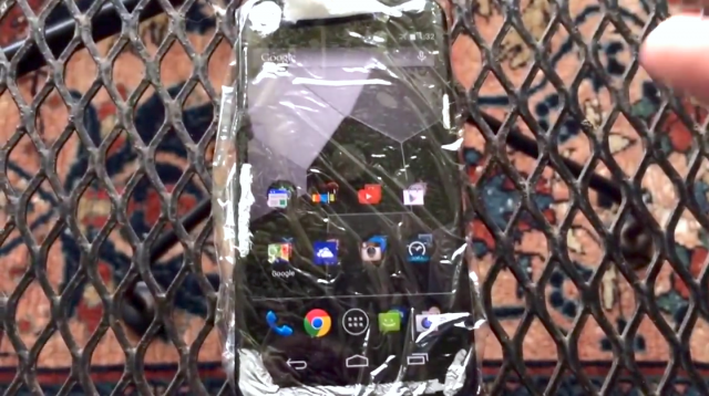 Motorola Moto X Plus 1 sandwich bag