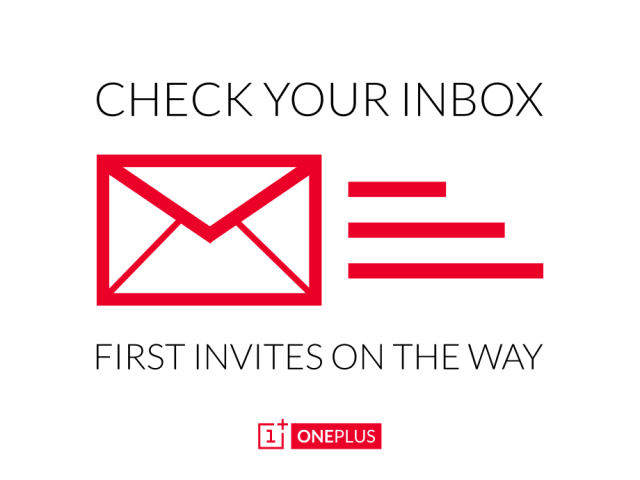 OnePlus One invites rolling out