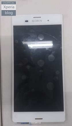 Sony Xperia-Z3 1