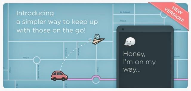 Waze New Version 3.8