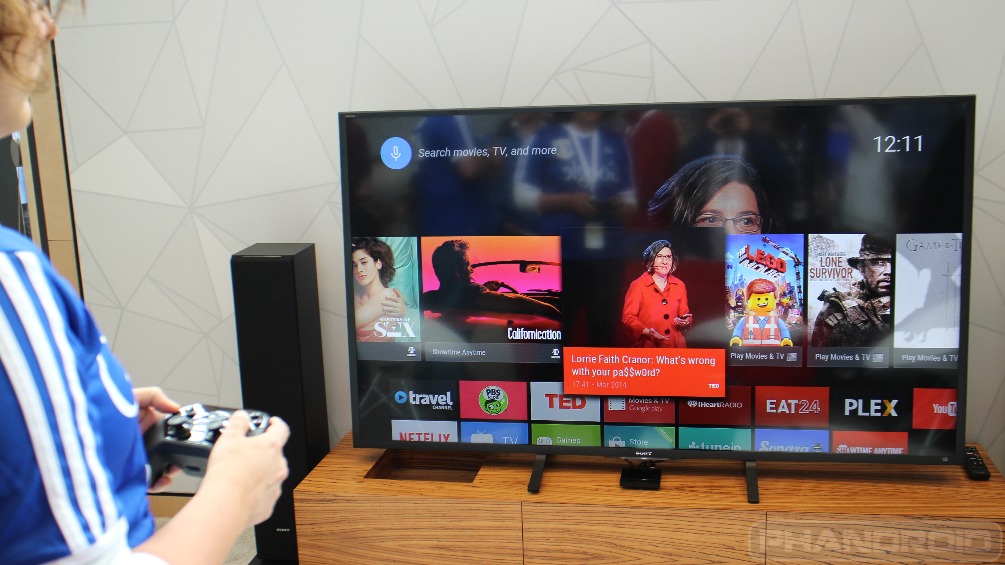 Android Tv Hands On First Impressions And Unboxing Video