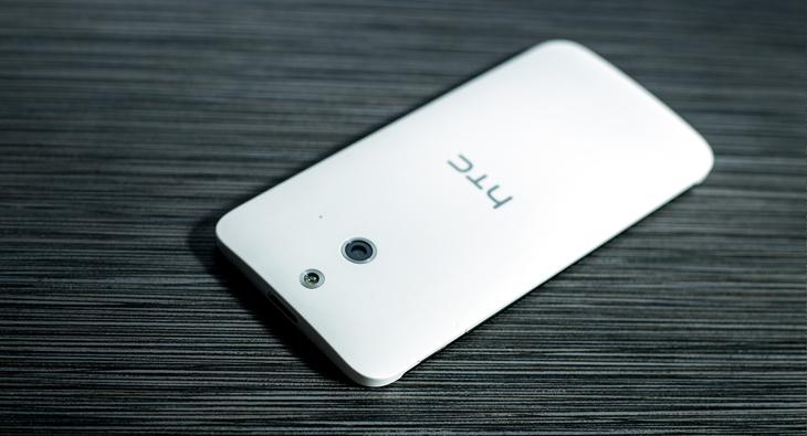 HTC One E8 revealed; basically a plastic HTC One M8
