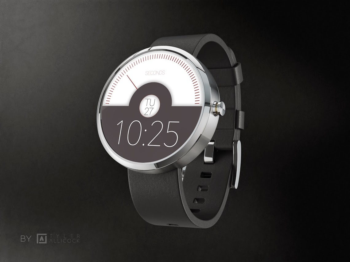Here are the 10 finalists for Moto 360 watch face contest