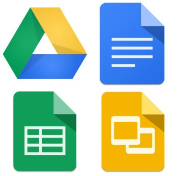 Google Drive Docs Sheets Slides