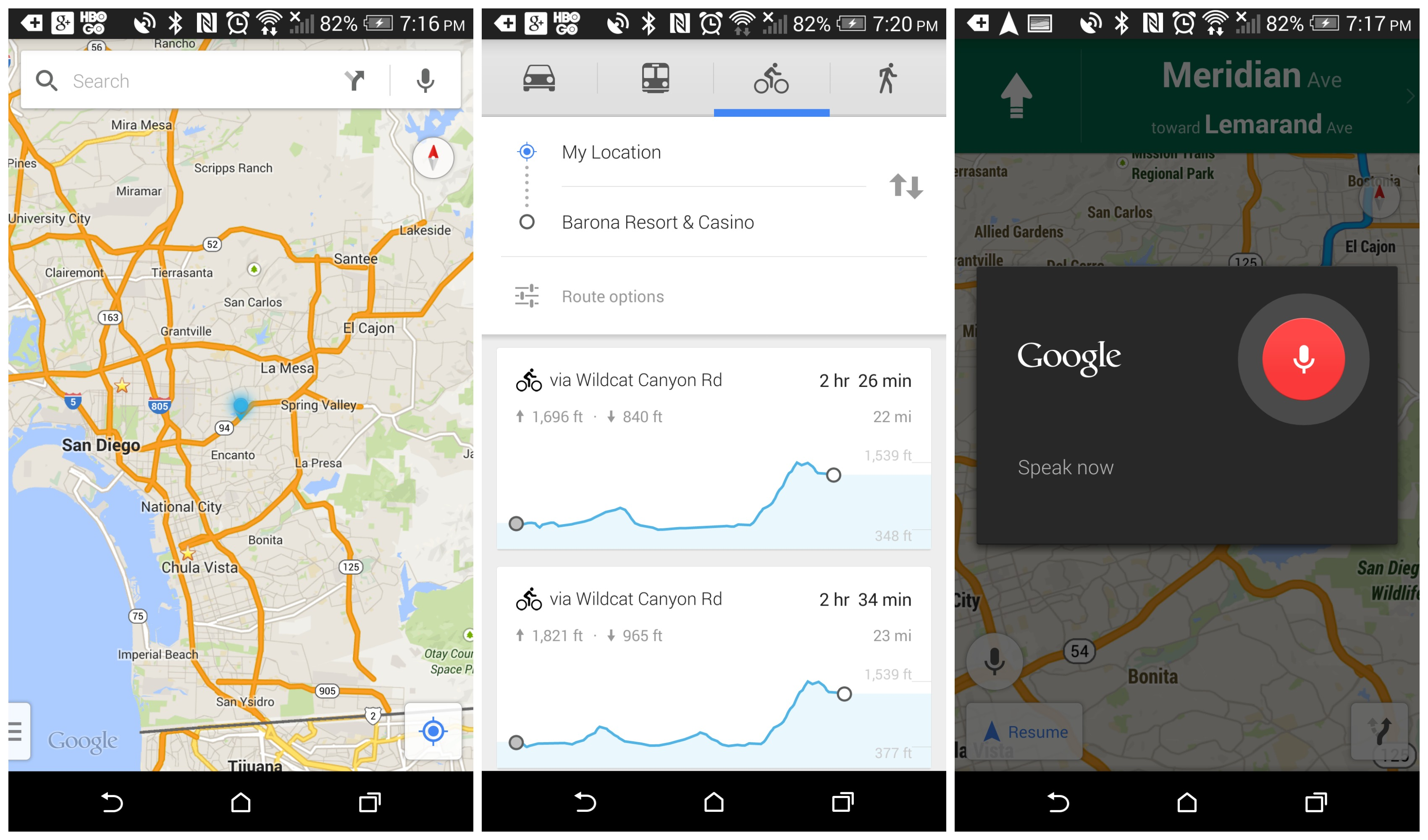 DOWNLOAD: Google Maps 8.2 update with voice controls