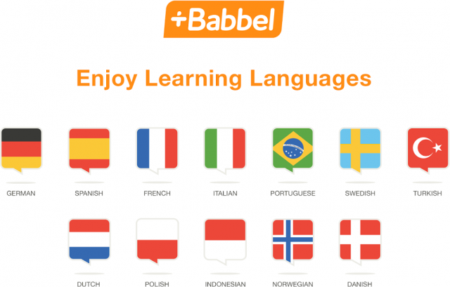 Babbel – Learn English - Android app on AppBrain