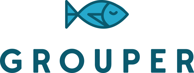 grouper-fish-logo
