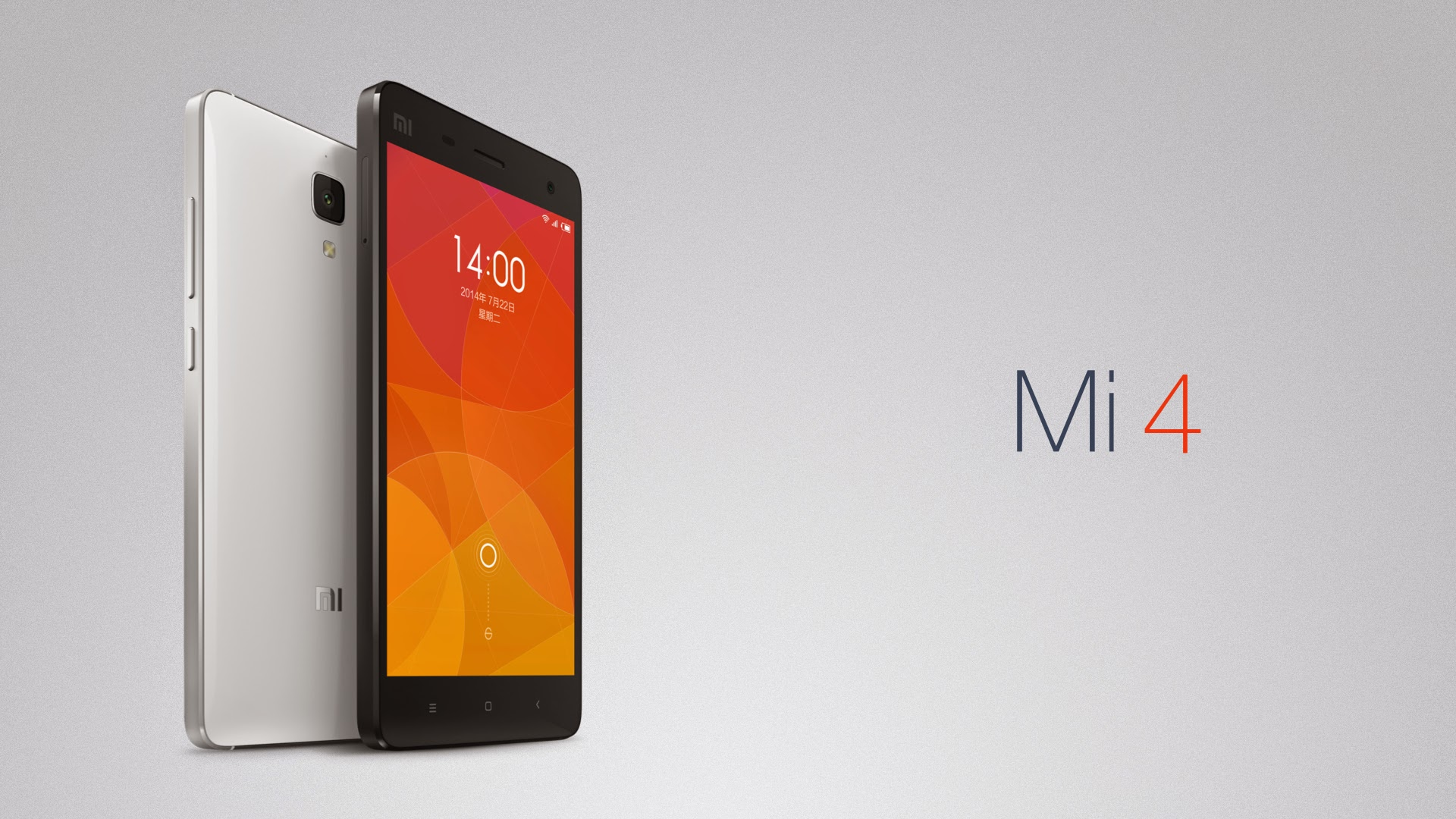 Xiaomi Officially Announces The Mi 4