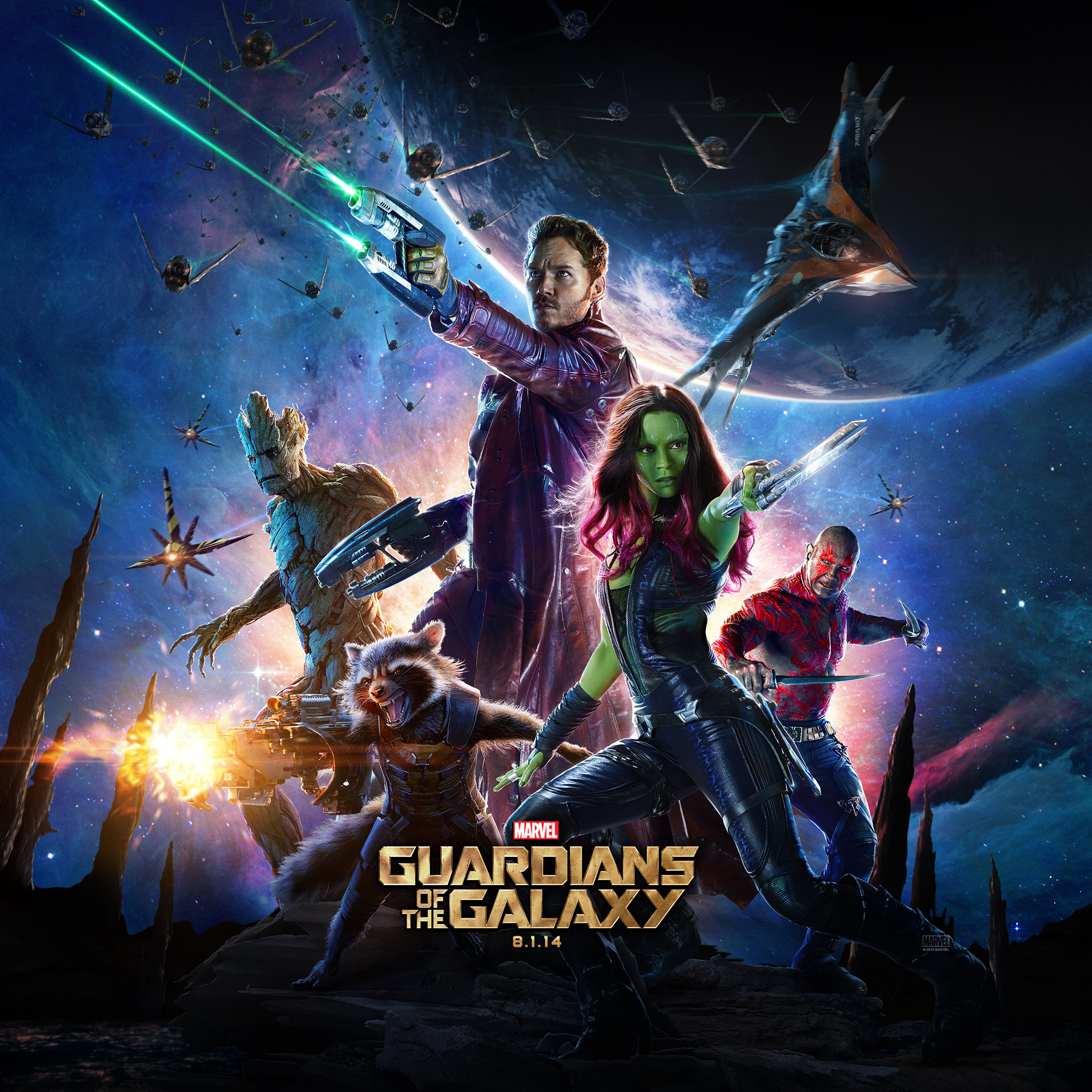 Top Wallpaper Marvel Galaxy - GOTG_Poster  You Should Have_80174.jpg