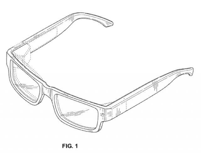 Google Glass Patent new