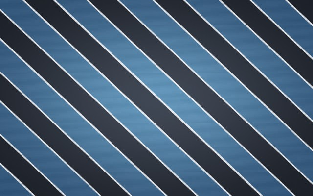 Gray-Blue-Stripes