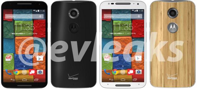 Moto X1 evleaks