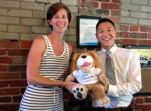Sam Sung Childrens Wish Foundation