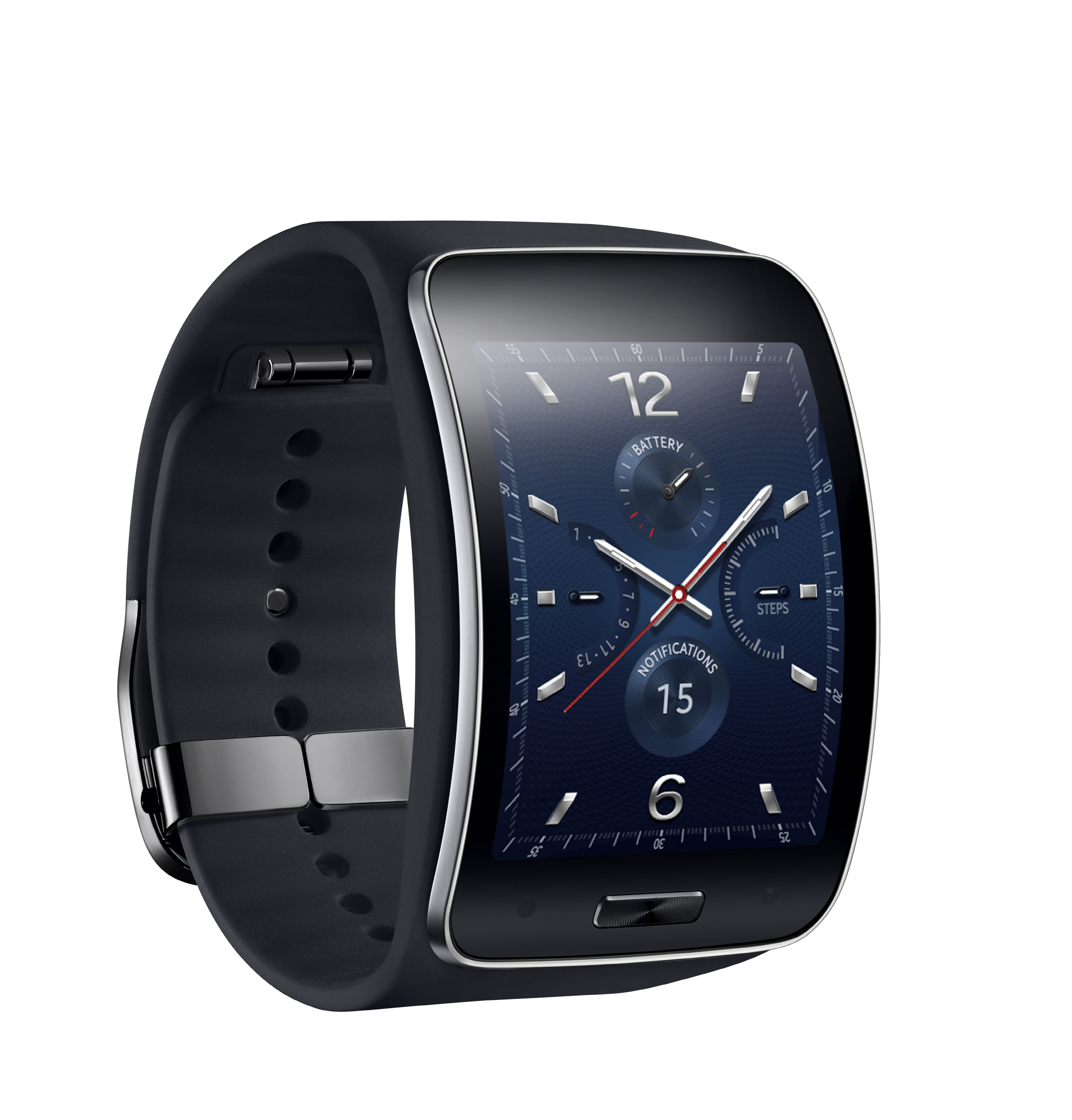 Samsung officially announces Gear S 3G smart watch and ...