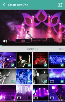 Zoe Google Play screenshot