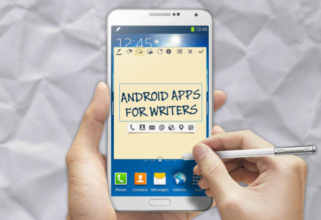 Essay writer helper app for android