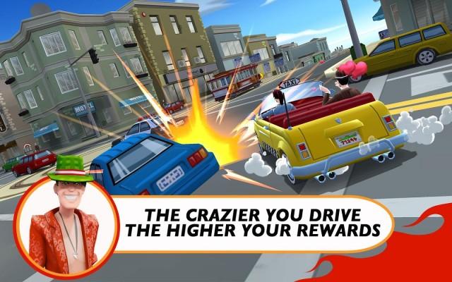 crazu taxi rush