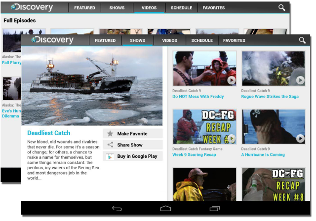 Ws discovery android