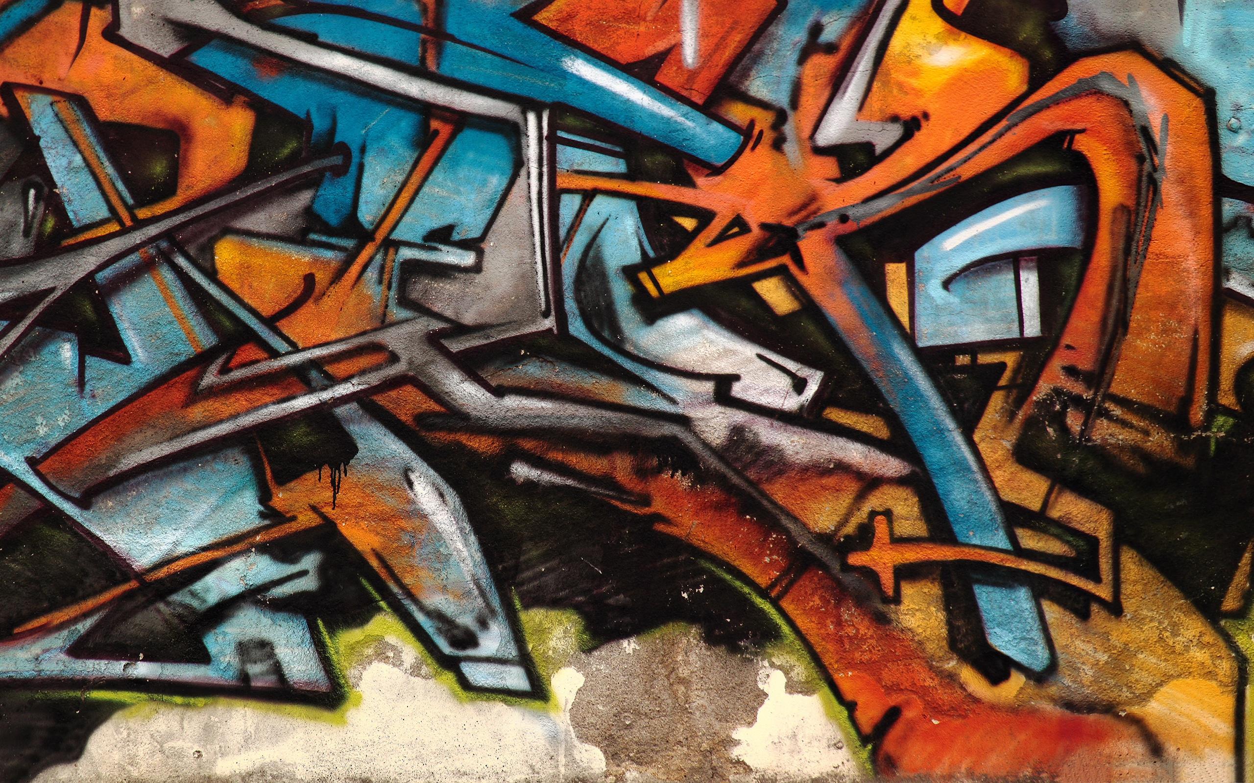 Android Wallpaper: Graffiti