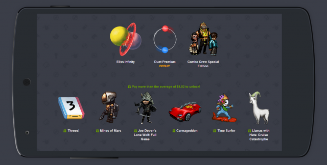 Humble Mobile Bundle adds 3 more games