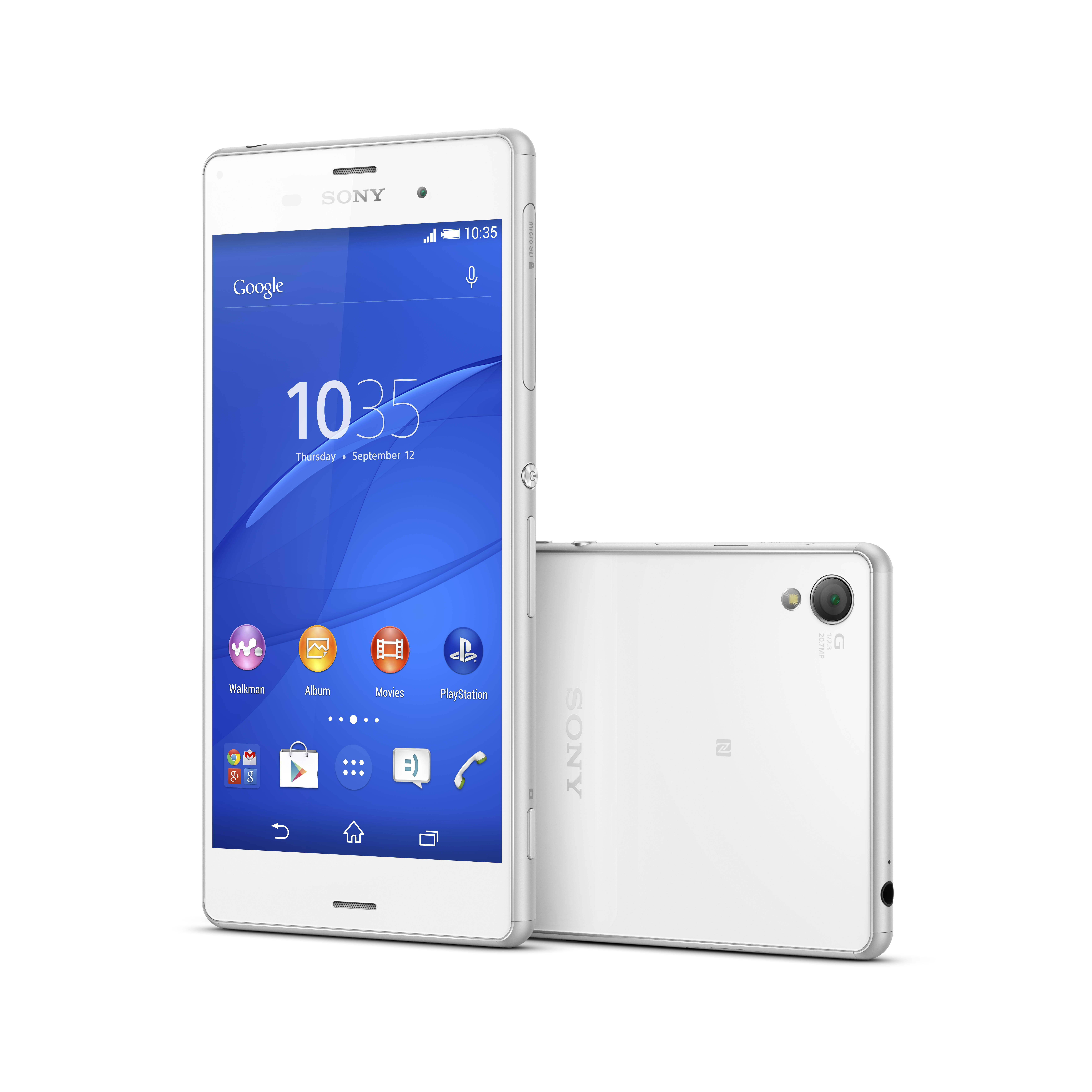 Sony xperia z3 officially announced try watching this video on youtube or enable javascript if it is disabled in your browser localoffer ifa 2014 sony sony xperia z3 ccuart Gallery