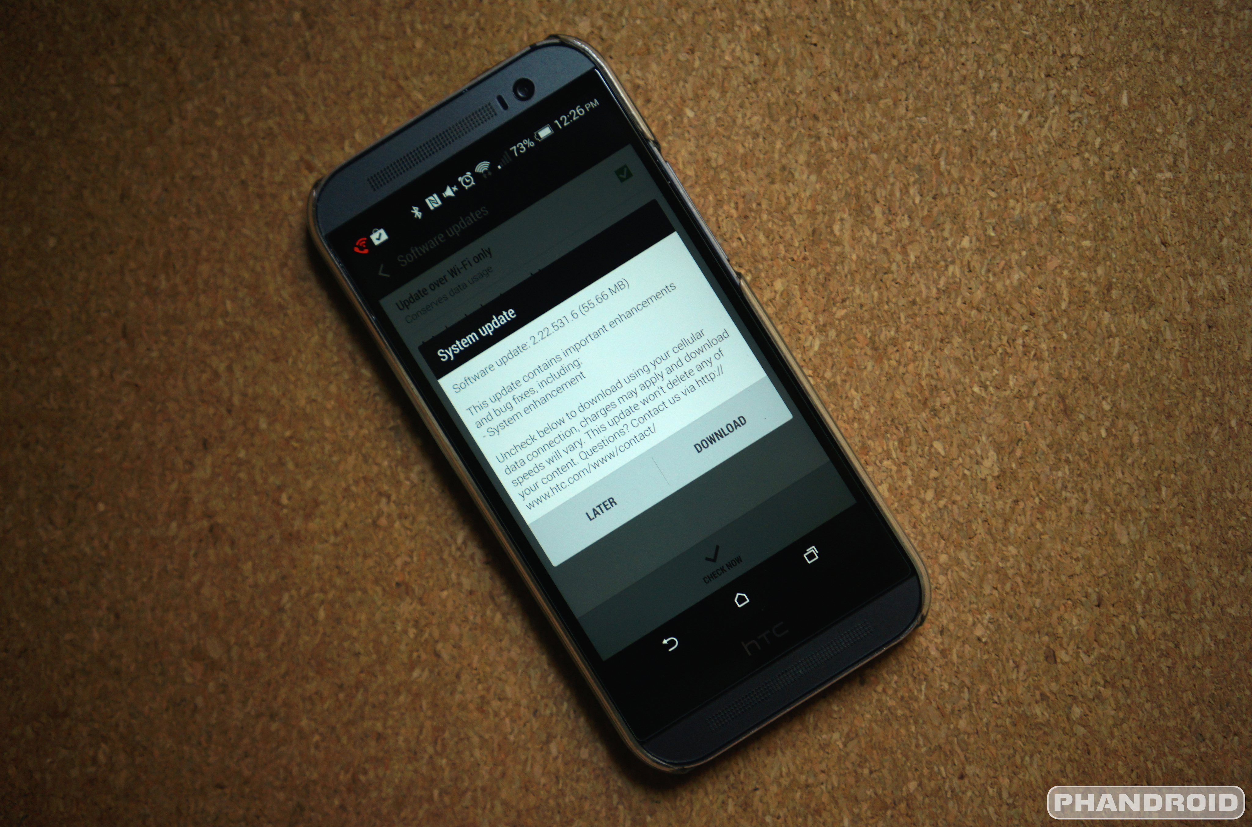 Leaked Pic Tips Windows Phone-Based HTC One (M8) | News ...