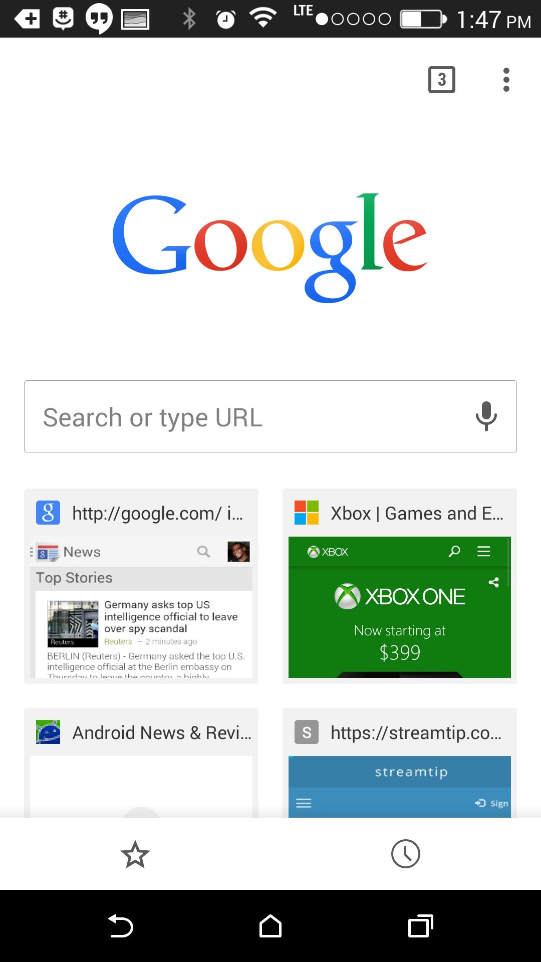 Google Gets Youtube Integration Official Chrome: APK Download: Google Chrome Gets Material Design Makeover