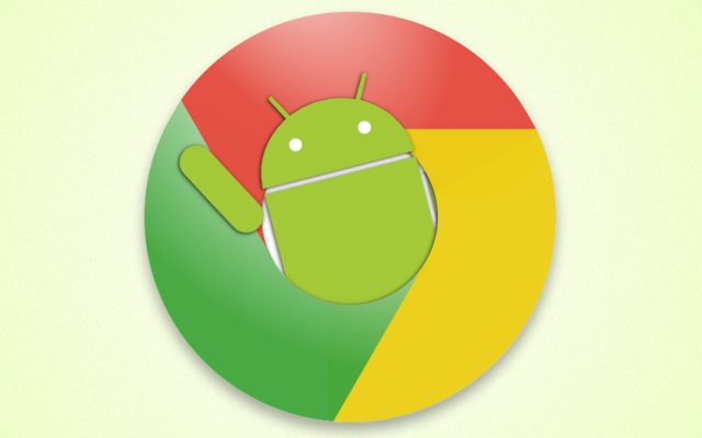 android in chrome