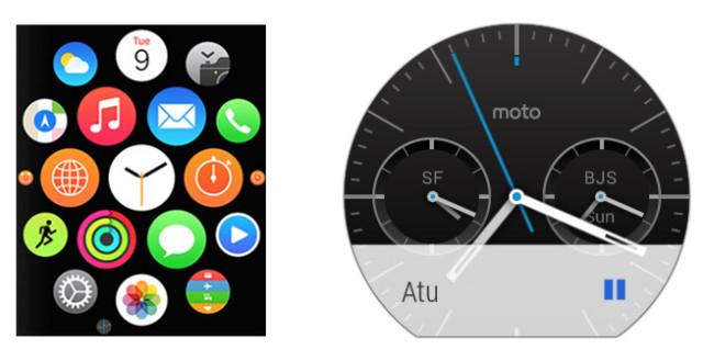 Did Google create a better smartwatch interface than Apple?