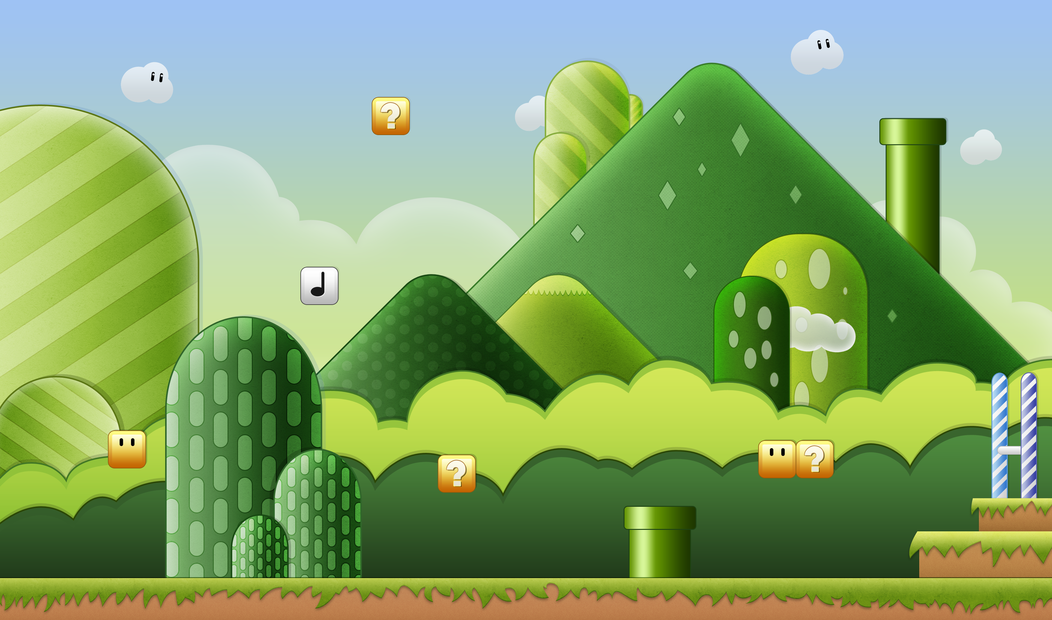 Android Wallpaper Video Games