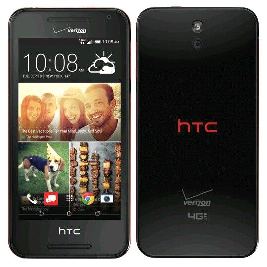 HTC Desire 612 appears on Verizon's site