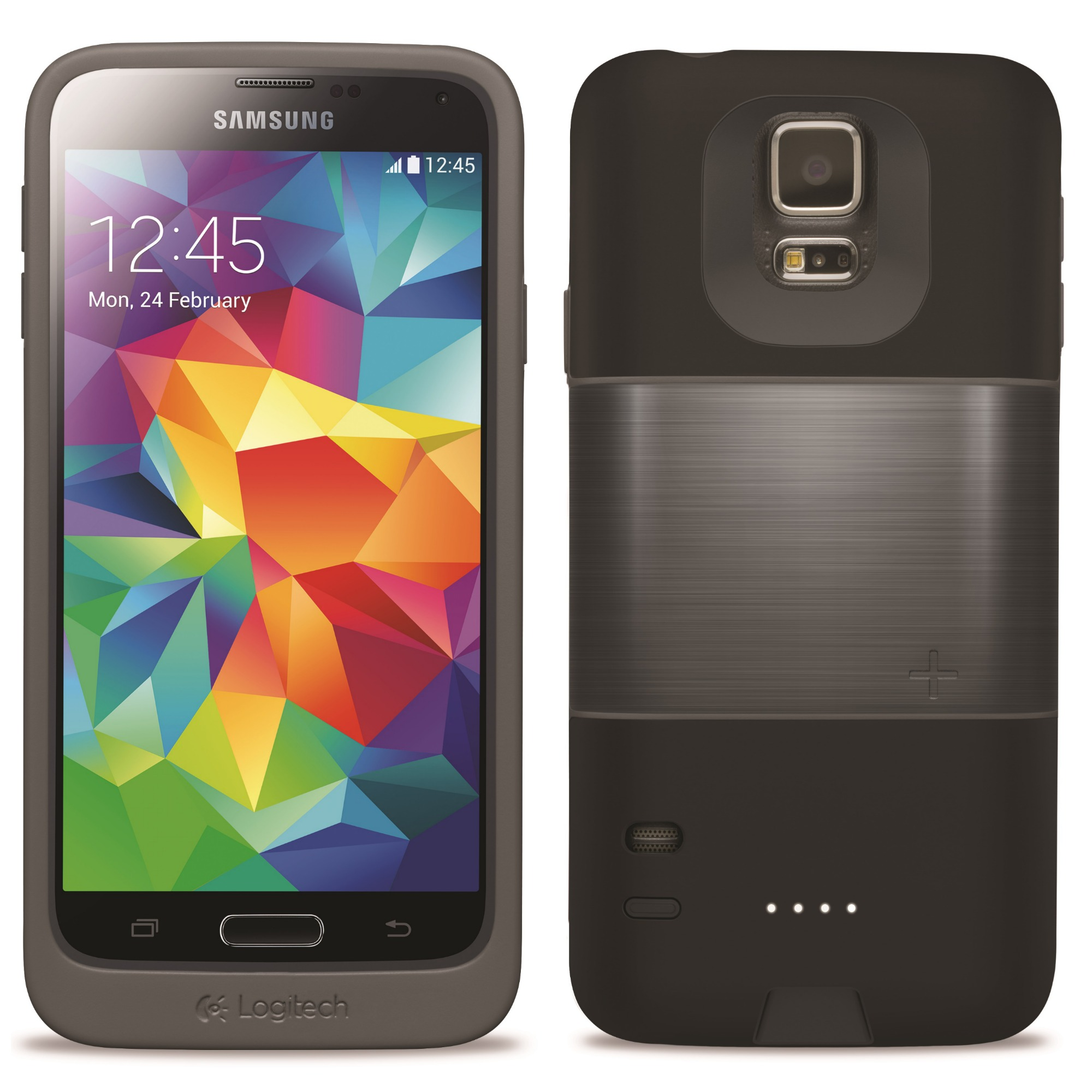 Logitech Protection Plus Case For Galaxy S5 Has An