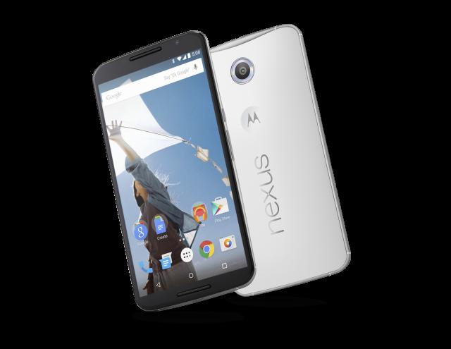 Nexus 6 Hero Image Cloud White LARGE