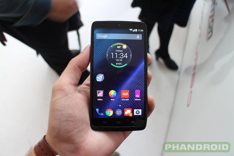 Verizon officially announces the Motorola DROID Turbo ...