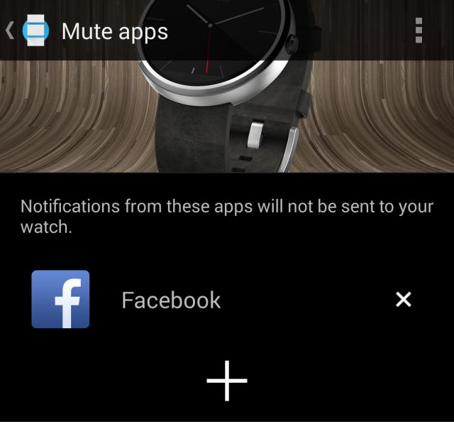 mute apps