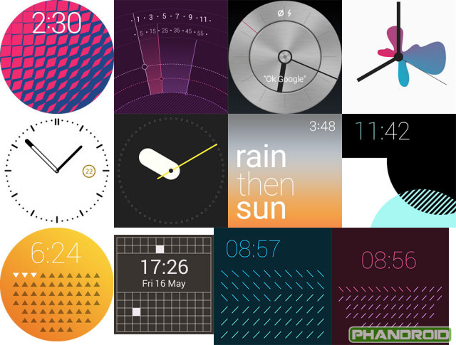 Android_Wear_5.0_Lollipop_Watchface_New