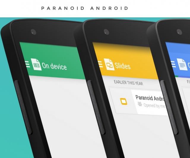 Paranoid Android VSenn